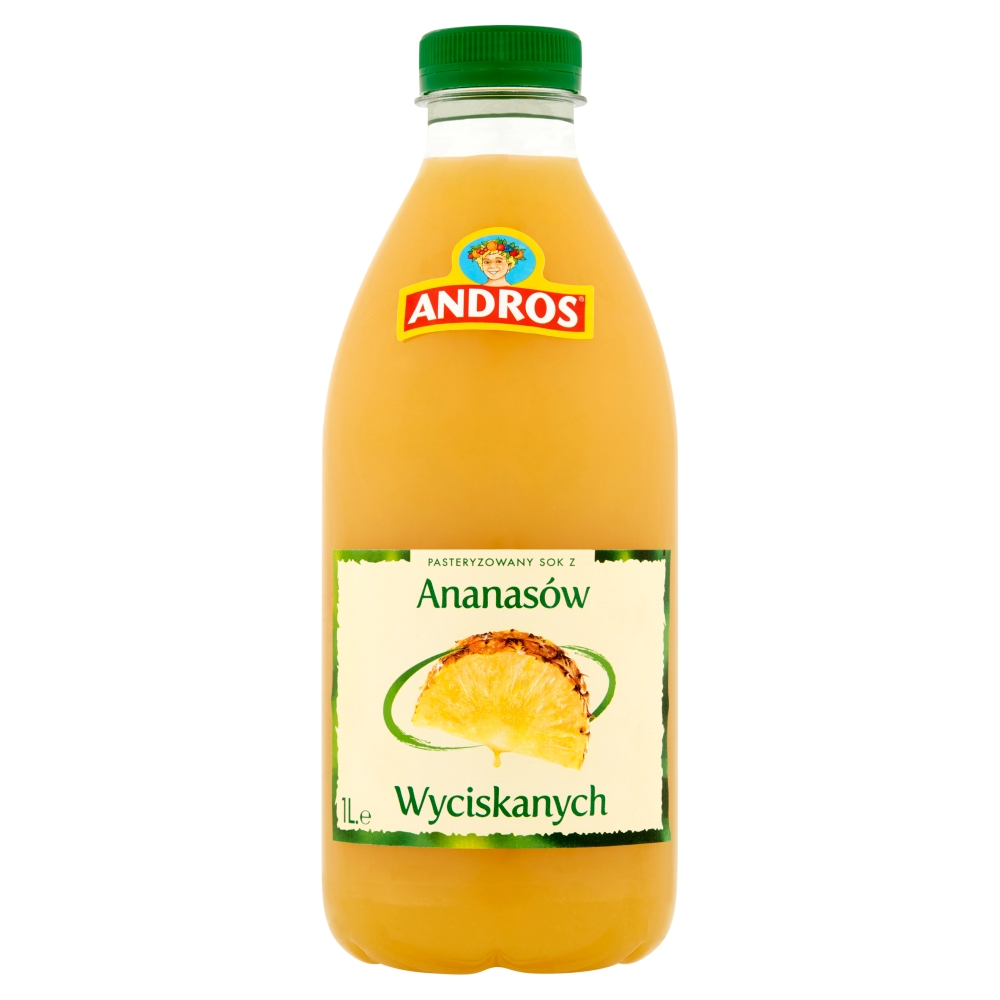 Andros - Ananas 1L