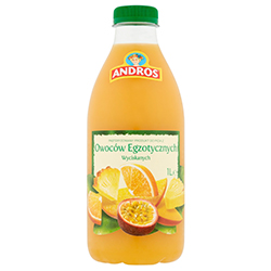 Andros - Owoce Egzotyczne  1L