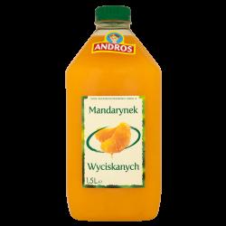 Andros - Mandarynka 1,5L