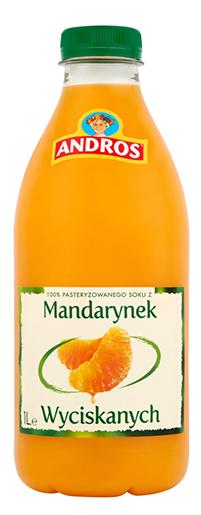 Mandarynka 1L