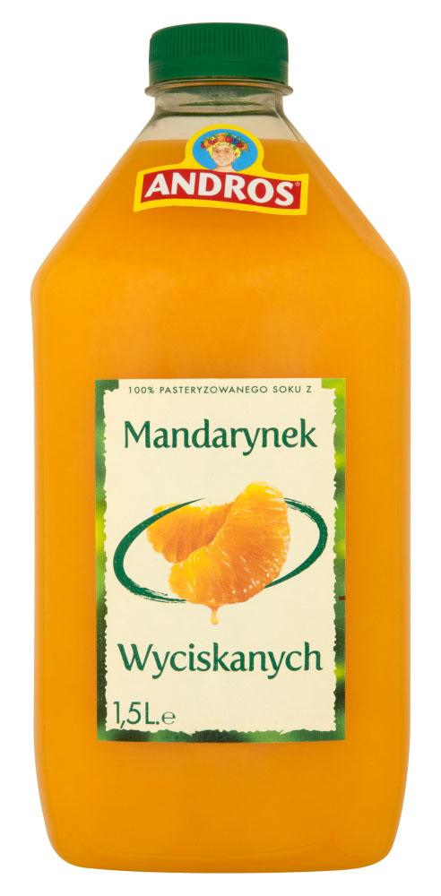 Mandarynka 1,5L
