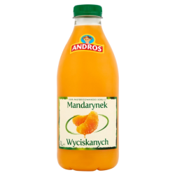 Andros - Mandarynka 1L