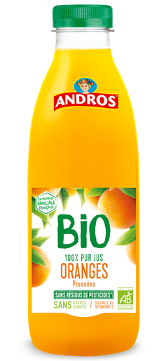 Pomarańcza BIO 0,75L