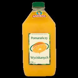 Andros - Pomarańcza 1,5L