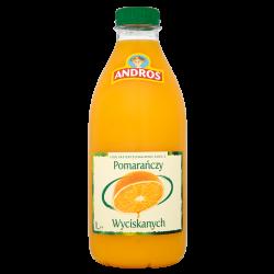 Andros - Pomarańcza 1L